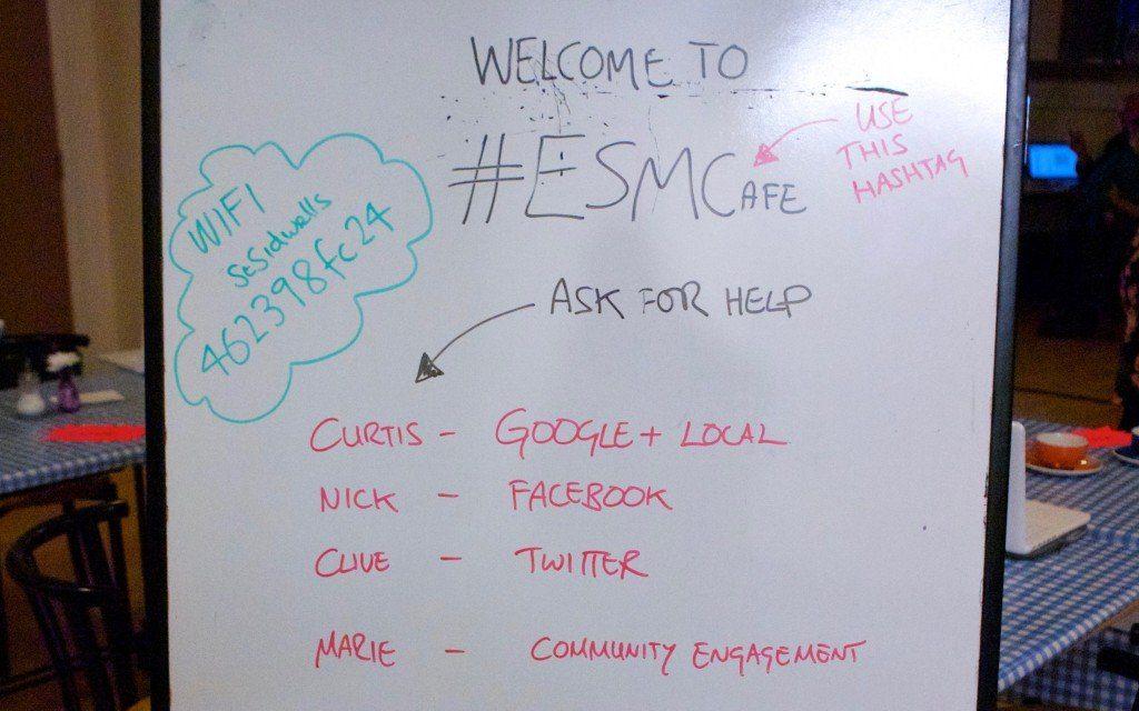 Exeter Social Media Cafe